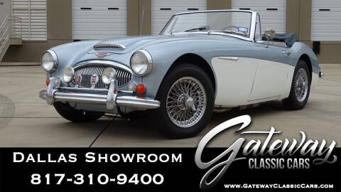 1967 Austin-Healey 3000 for sale at Gateway Classic Cars - Dallas Showroom in Grapevine TX