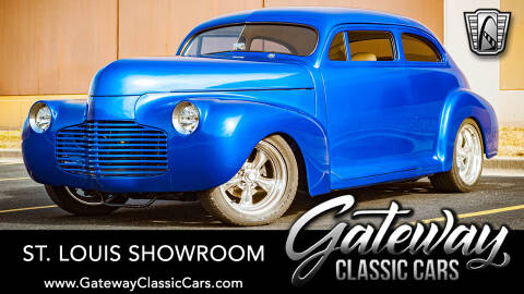 1941 Chevrolet Master Deluxe for sale at Gateway Classic Cars - St Louis Showroom in O'Fallon IL