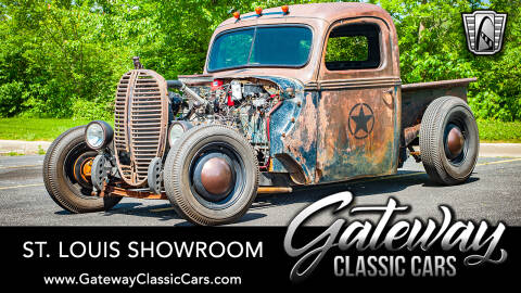 1939 Ford F1 for sale at Gateway Classic Cars - St Louis Showroom in O'Fallon IL