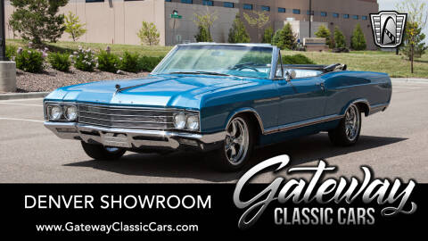 1966 Buick LeSabre for sale at Gateway Classic Cars - Denver Showroom in Englewood CO