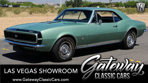 1967 Chevrolet Camaro for sale at Gateway Classic Cars - Las Vegas Showroom in Las Vegas NV