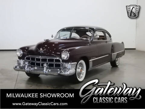1949 Cadillac Series 62 for sale at Gateway Classic Cars - Milwaukee Showroom in Kenosha WI