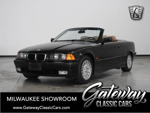 1989 BMW 3 Series for sale at Gateway Classic Cars - Milwaukee Showroom in Kenosha WI