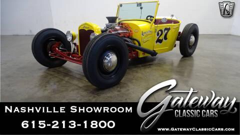 1927 Ford Model T for sale at Gateway Classic Cars - Nashville Showroom in La Vergne TN
