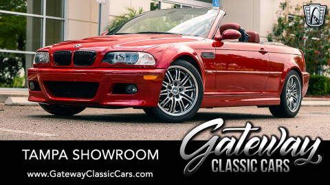2003 BMW M3 for sale at Gateway Classic Cars - Tampa Showroom in Ruskin FL