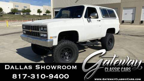 Used 1991 Chevrolet Blazer For Sale Carsforsale Com