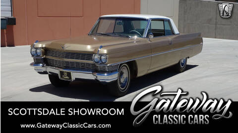 Used 1964 Cadillac Deville For Sale In Hardeeville Sc Carsforsale Com