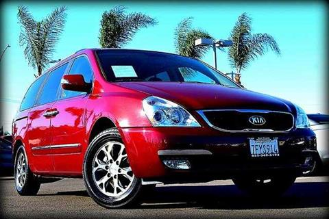 2014 Kia Sedona for sale in El Cajon, CA
