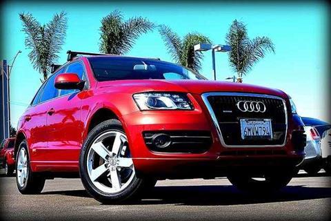 2010 Audi Q5 for sale in El Cajon, CA
