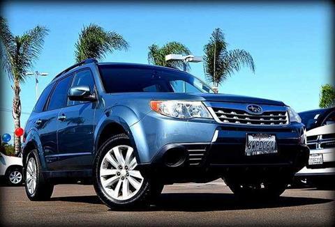 2012 Subaru Forester for sale in El Cajon, CA