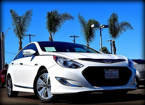 2015 Hyundai Sonata Hybrid for sale in El Cajon, CA