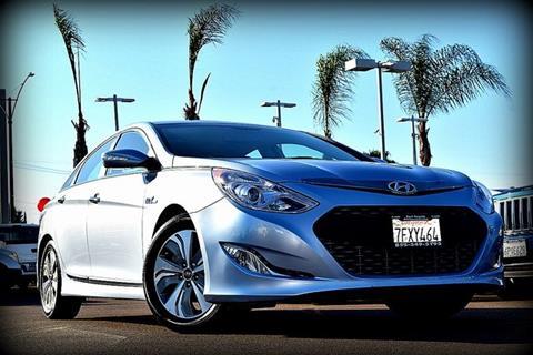 2013 Hyundai Sonata Hybrid for sale in El Cajon, CA