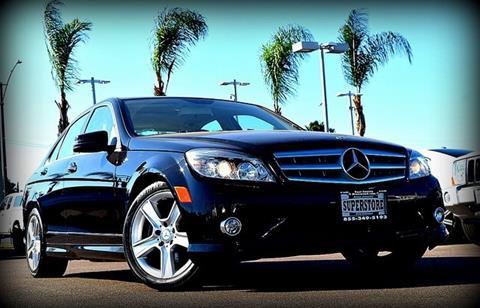2010 Mercedes-Benz C-Class for sale in El Cajon, CA