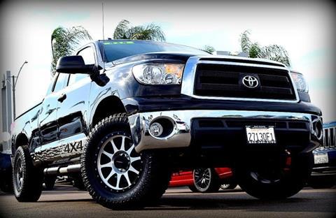 2012 Toyota Tundra for sale in El Cajon, CA