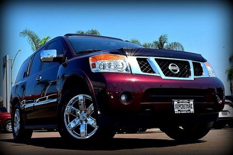2014 Nissan Armada for sale in El Cajon, CA