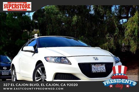 2013 Honda CR-Z for sale in El Cajon, CA