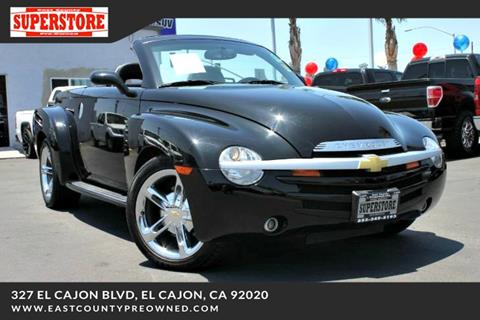 2005 Chevrolet SSR for sale in El Cajon, CA