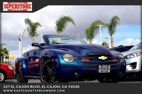 2006 Chevrolet SSR for sale in El Cajon, CA