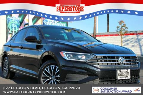 2019 Volkswagen Jetta for sale in El Cajon, CA
