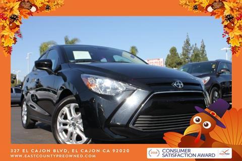 2016 Scion iA for sale in El Cajon, CA