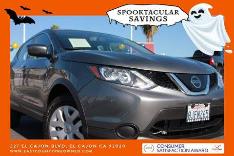 2019 Nissan Rogue Sport for sale in El Cajon, CA