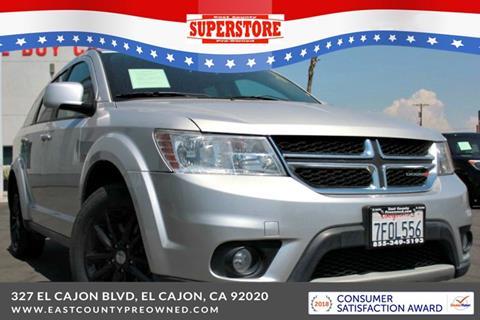 2014 Dodge Journey for sale in El Cajon, CA