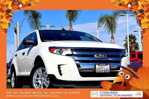 2012 Ford Edge for sale in El Cajon, CA