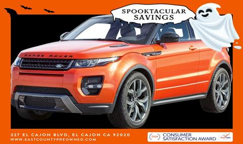 2016 Land Rover Discovery Sport for sale in El Cajon, CA