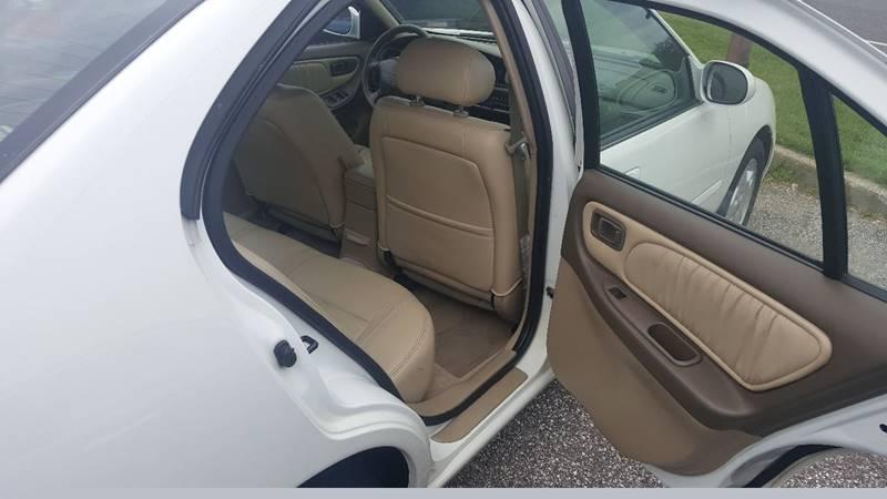 2001 Nissan Altima GXE 4dr Sedan - Westminster MD