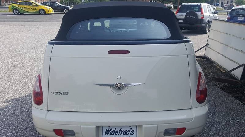 2007 Chrysler PT Cruiser 2dr Convertible - Westminster MD