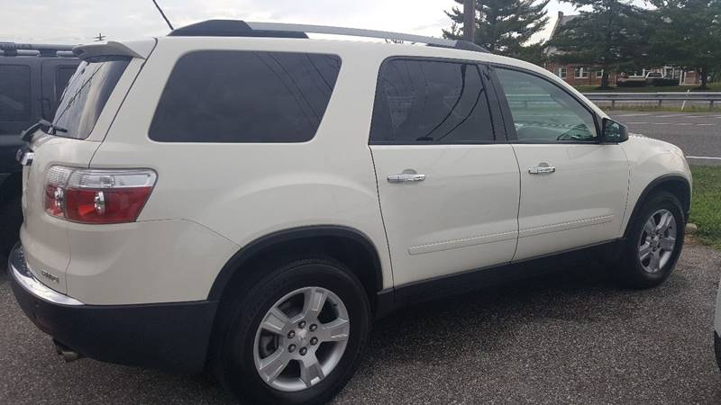 2012 GMC Acadia AWD SLE 4dr SUV - Westminster MD