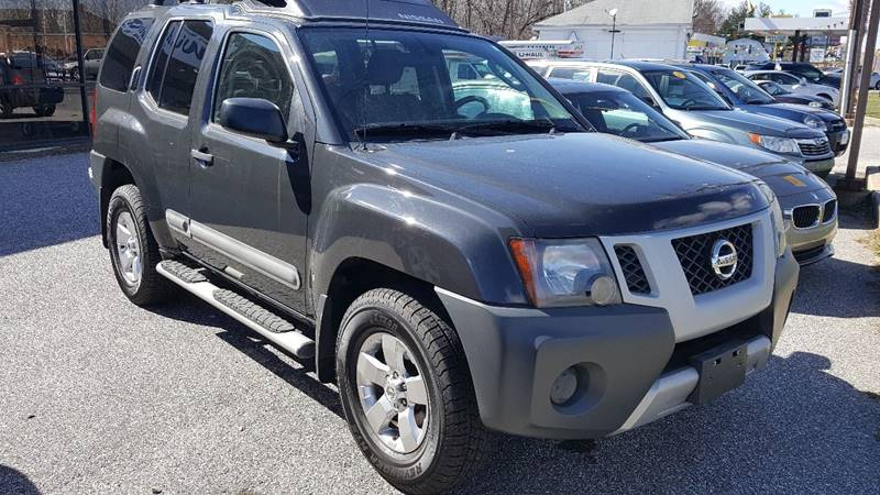 2011 Nissan Xterra 4x4 PRO-4X 4dr SUV 5A - Westminster MD
