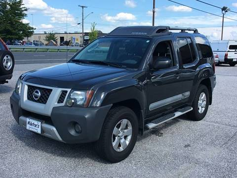 2011 Nissan Xterra for sale in Westminster, MD