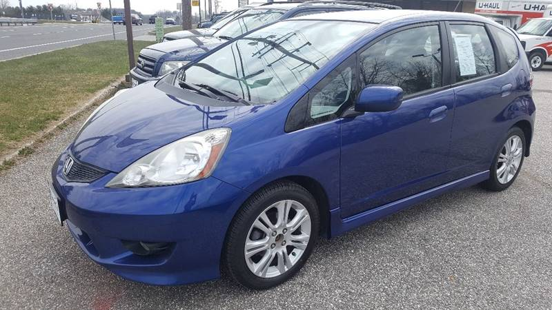 2009 Honda Fit Sport 4dr Hatchback 5A - Westminster MD