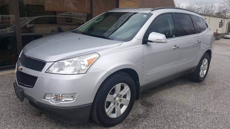 2011 Chevrolet Traverse AWD LT 4dr SUV w/2LT - Westminster MD