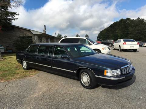 1997 Cadillac Krystal Koach for sale in Hickory, NC