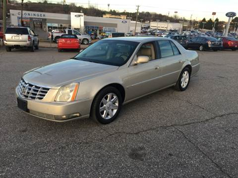 used cadillac dts for sale in hickory nc. Black Bedroom Furniture Sets. Home Design Ideas