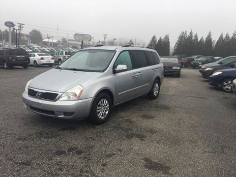2011 Kia Sedona for sale in Hickory, NC