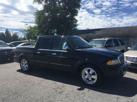 2002 Lincoln Blackwood for sale in Hickory, NC