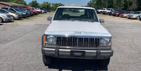 1992 Jeep Cherokee for sale in Hickory, NC