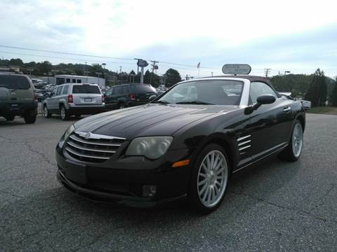 2005 Chrysler Crossfire SRT-6 for sale in Hickory, NC