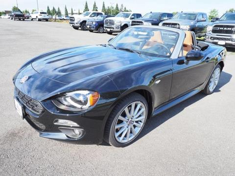2019 FIAT 124 Spider for sale in Burlington, WA