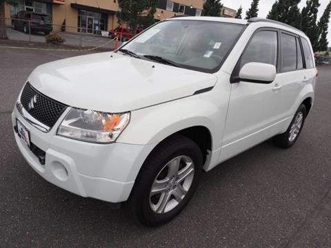 2006 Suzuki Grand Vitara for sale in Burlington, WA