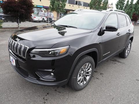 2019 Jeep Cherokee for sale in Burlington, WA