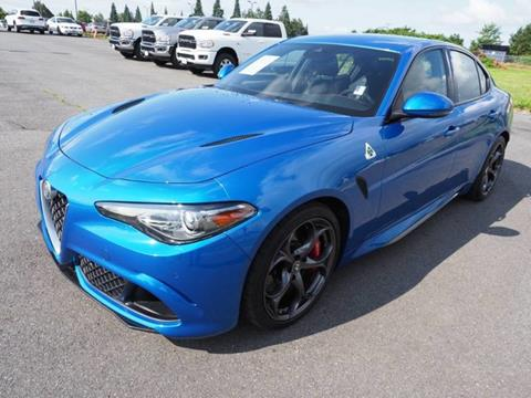 2017 Alfa Romeo Giulia Quadrifoglio for sale in Burlington, WA