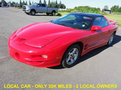 1998 Pontiac Firebird for sale in Burlington, WA