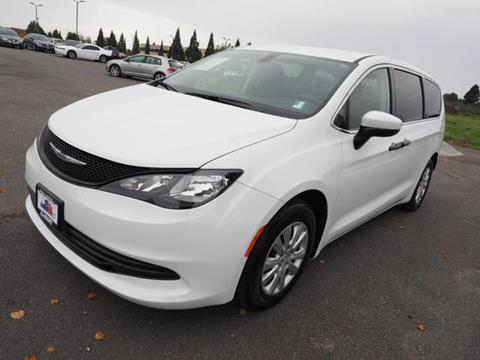 2018 Chrysler Pacifica for sale in Burlington, WA