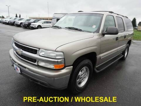 2000 Chevrolet Suburban for sale at Karmart in Burlington WA