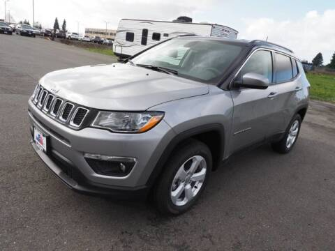 2020 Jeep Compass for sale at Karmart in Burlington WA