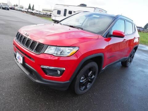2020 Jeep Compass for sale at Karmart in Burlington WA